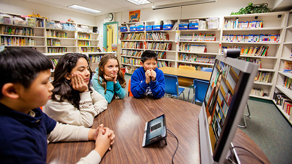 Inspire learning and connect your campus to enhance student outcomes.